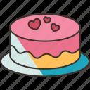 cake, bakery, dessert, sweet, celebration