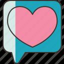 love, message, romance, greeting, passion