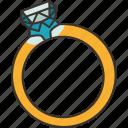 ring, diamond, jewelry, engage, marriage