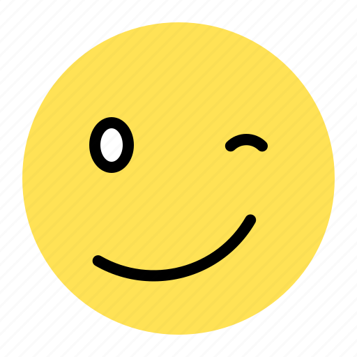 emoji, emoticon, expression, love, smile icon