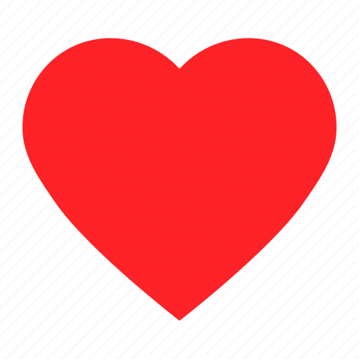 Heart, like, love, shape icon - Download on Iconfinder