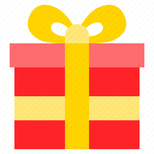 gift, gift box, present, surprise icon