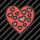 health, hearts, like, love, romance, romantic, valentine