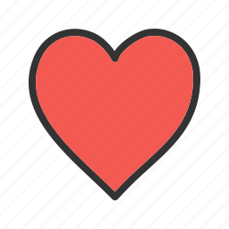 health, heart, like, love, romance, romantic, valentine icon