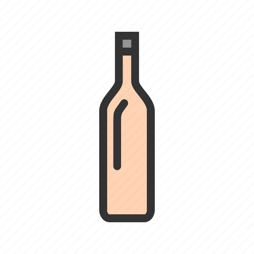 beverage, bottle, bottles, liquid, plastic, water, wine icon