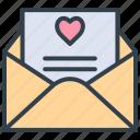 valentine, letter, email, message, love message, love