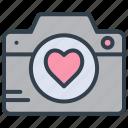 valentine, camera, photo, photography, romantic photo, romance