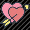 valentine, fall in love, romance, love, heart, wedding