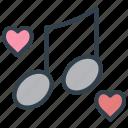 valentine, musical, instrument, party, birthday, wedding