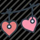 valentine, party, birthday, celebration, decoration, wedding