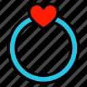ring, heart, valentine, romance, love