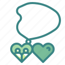 locket, necklace, valentines, accessories, heart, pendant, love