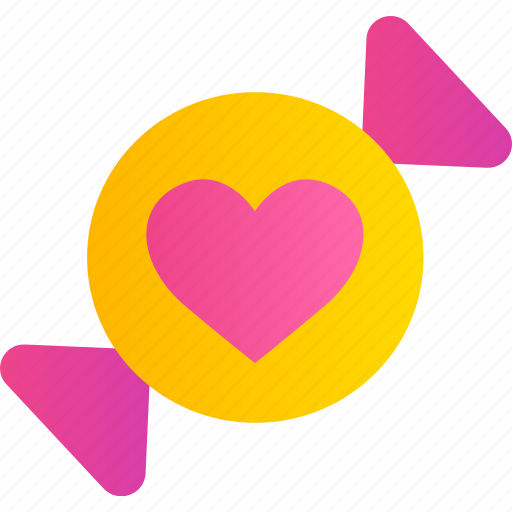 candy, heart, love, romance, sweet, valentine icon