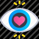 love, eye, heart, romance, romantic, valentines, wedding
