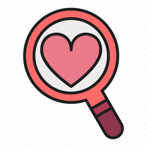 Day, find, heart, locate, love, valentines icon - Download on Iconfinder