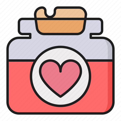 Day, heart, love, potion, valentines icon - Download on Iconfinder