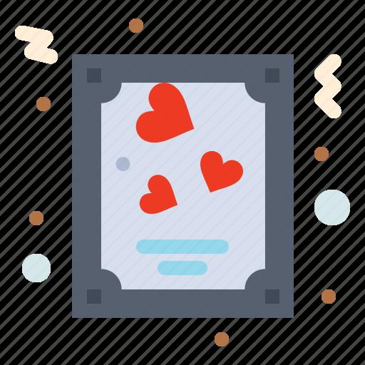 card, heart, love, valentines icon