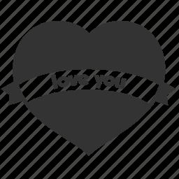 celebration, heart, like, love, romantic, valentine, valentine's day, you icon