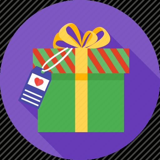 box, christmas, gift, love, present, valentine, valentines icon