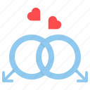 couple, gay, heart, lgbt, love, romance, romantic icon