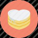 cake, chocolate cake, heart shaped, valentine day, wedding cake