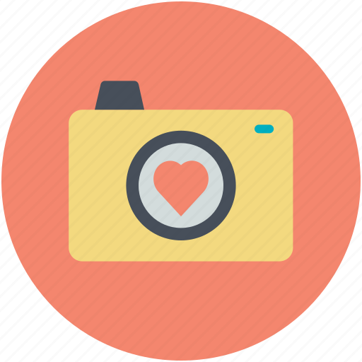 camera, instant photography, love moments, photography, wedding photographs icon