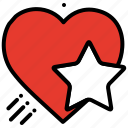 affection, heart, love, proposal, romantic, valentines day icon