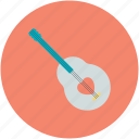 frets, guitar, melody, music instrument, ukulele icon