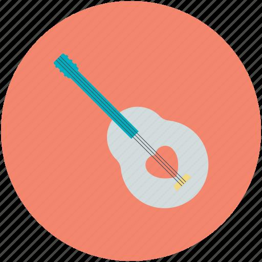 frets, guitar, melody, music instrument, ukulele icon