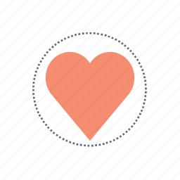 hearth, love, valentine, valentine's, valentines day icon