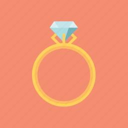 diamond ring, engagement, marry, shine, valentine, valentine's, valentines day icon