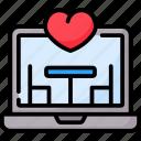 dating, online