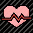 heart, beat, cardio, cardiogram, love, healthcare, medical