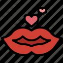 kissing, kiss, love, valentines, day, lip, romantic