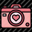 camera, photo, love, and, photograph, electronics, device