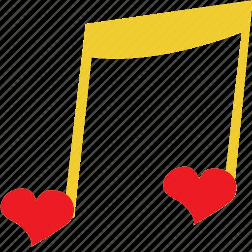 hearth, hearts, love, note, romance, valentines icon