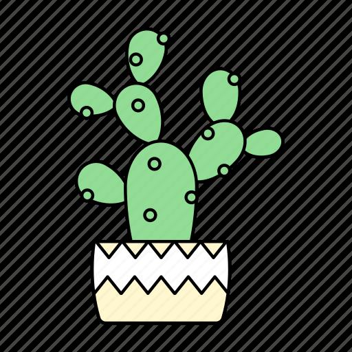 cactus, flower, green, nature, plant, tree, tropicalplant icon
