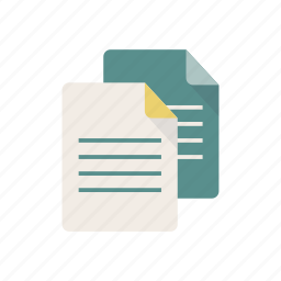data, document, file, word icon