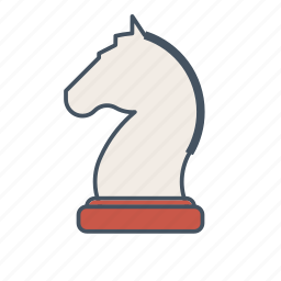 chess, game, healt, horse icon