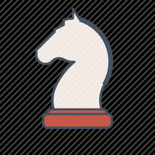 chess, game, healt, horse icon