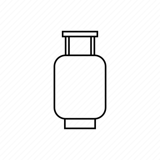 cylinder, fuel, gas, oil, petrol, station icon