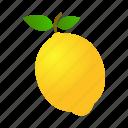 cooking, food, fruit, kitchen, lemon, restaurant icon