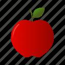 apple, cooking, food, fruit, kitchen, restaurant icon