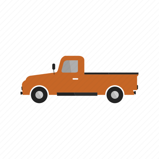 box, delivery, package, shipping, truck icon