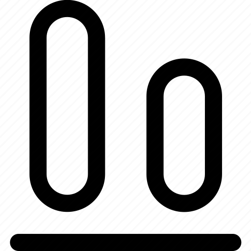 align, down, location, move, navigation, right, sketch icon