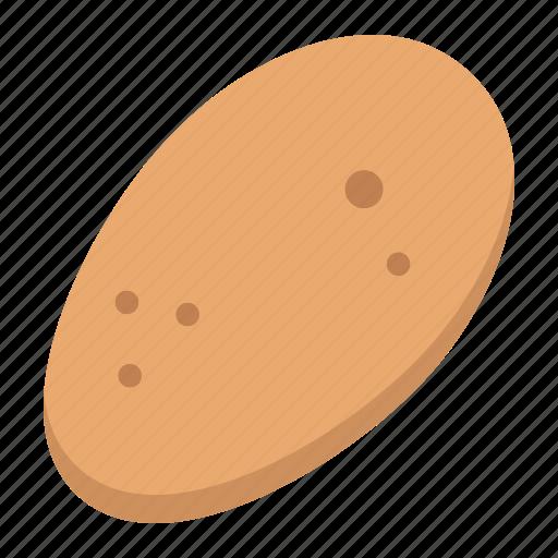 diet, food, health, potato, vegetable, vegetarian, vitamin icon