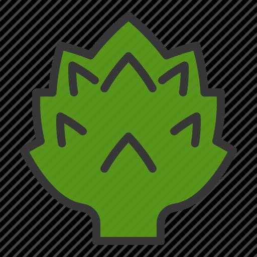 artichoke, food, fresh, green, vegan, vegetable, vitamin icon
