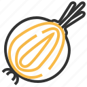 food, health, healthy, onion, vegetable icon