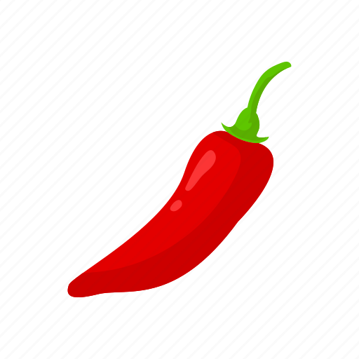Chilli pepper, jalapeno, pepper, spice, vegetable icon - Download on Iconfinder