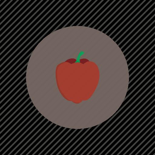 pepper, vegetables icon